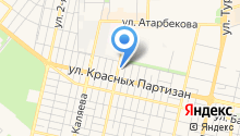 Anna Legenda на карте