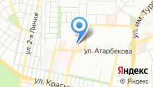 English Zone Krasnodar на карте