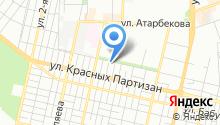 Аванта М на карте