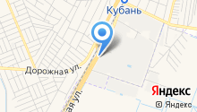 Кубань-Лидер на карте