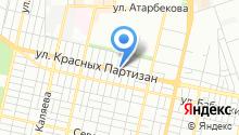 Shakur на карте
