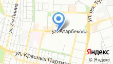 FaLinda на карте
