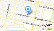 «ГНБ-Кубань» на карте