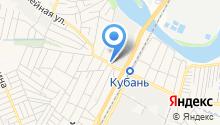 Продуктовый магазин на Промышленной (Яблоновский) на карте