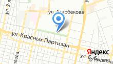 Jardin Secret на карте