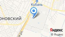 РосНефтеГазИнструмент, ЗАО на карте