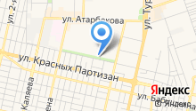 Lovers на карте