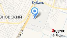 ВИВЭТ-ПАК на карте