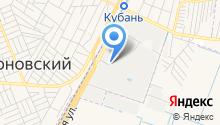 Кубанькрайгазсервис на карте