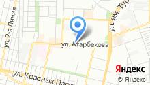 Coffee-Line.ru на карте