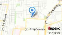 Авторская школа ногтевого дизайна Екатерины Мирошниченко на карте