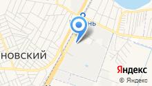 Газпром трансгаз Краснодар на карте
