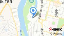 AS Tennis на карте