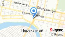 """""""КФК"""" на карте"""