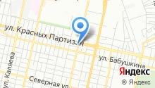 MarSi на карте