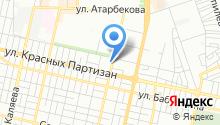 ЮНЕПА на карте