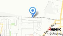 Янтарный-4 на карте