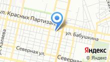 MCN Telecom на карте