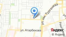 SVS на карте