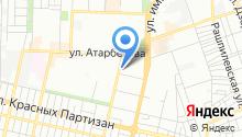 Центр медицинской профилактики на карте