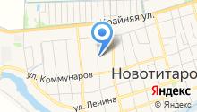 КубаньГеоСтрой, ЗАО на карте