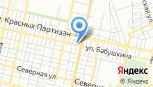 Re-Apple на карте