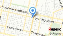Greek House на карте
