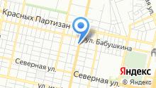 VisAvia на карте