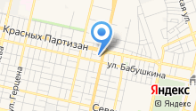 АвтоМакси на карте