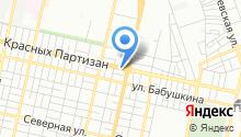 Open сервис на карте