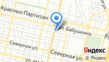 Zажигалка на карте