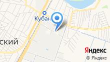 Урал-Юг-Пласт на карте