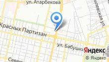 «ЕкатеринодарИнвестСтрой» на карте