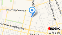 Affresco на карте