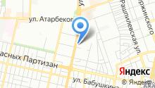 Print-Service на карте