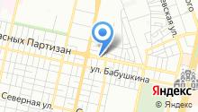 ST-Тюнинг на карте