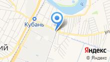 Антенна-Кубань на карте