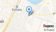КубаньУтильСервис на карте
