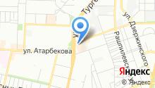 D`este на карте