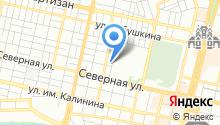 Red-Studio на карте