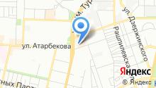 LAVR на карте