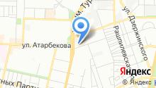 MAXITOP на карте