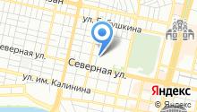 """""""Мебель Ярофф"""" на карте"""