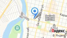 Террос-Флорс на карте