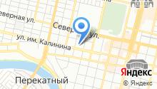 ABK на карте