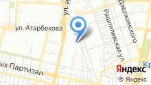 Акспроэкс на карте
