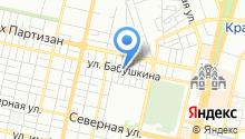 Denalia на карте