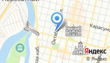 NS на карте