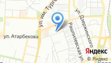 Amaterasu на карте