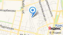 Автомойка на Аэродромной на карте